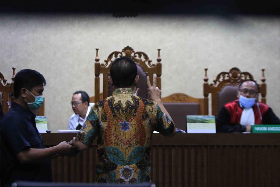 Djoko Tjandra Jadi Saksi untuk Jaksa Pinangki-4