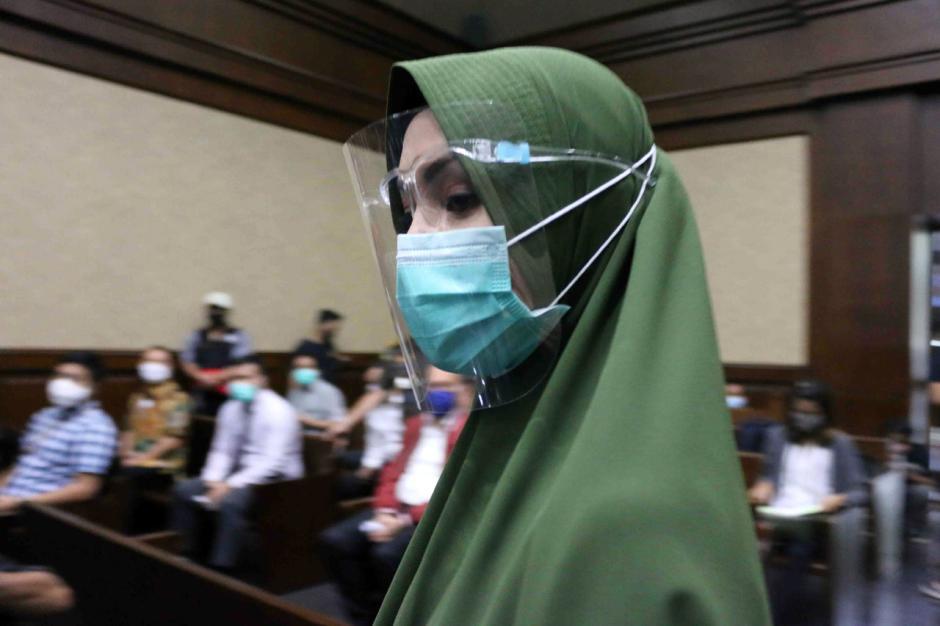 Djoko Tjandra Jadi Saksi untuk Jaksa Pinangki-6