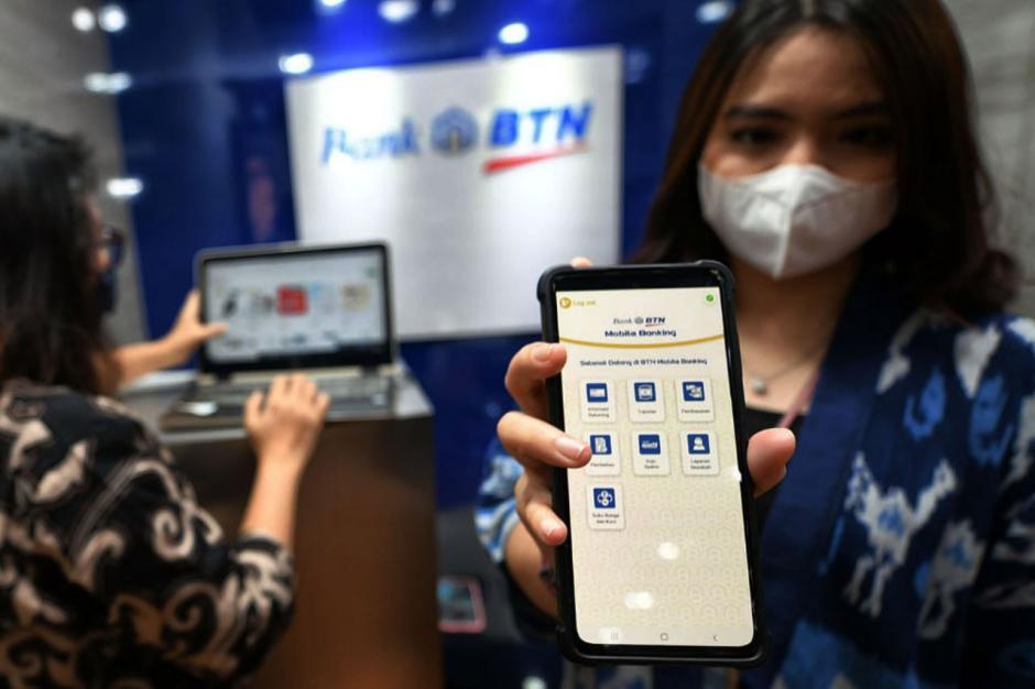 Nilai Transaksi Mobile BTN Meningkat 44 Persen-1