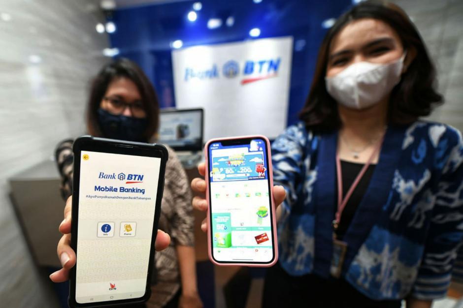 Nilai Transaksi Mobile BTN Meningkat 44 Persen-0