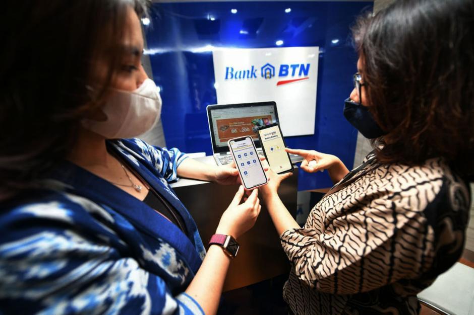 Nilai Transaksi Mobile BTN Meningkat 44 Persen-2