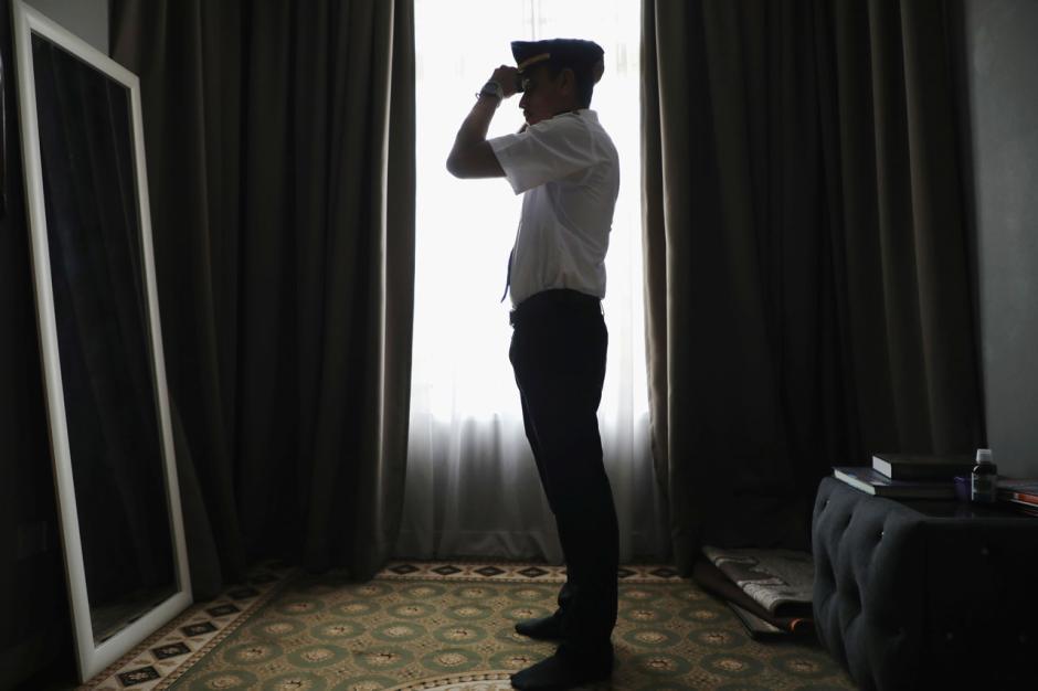 Bertahan di Masa Pendemi, Mantan Pilot Malaysia Buka Warung Makan-2