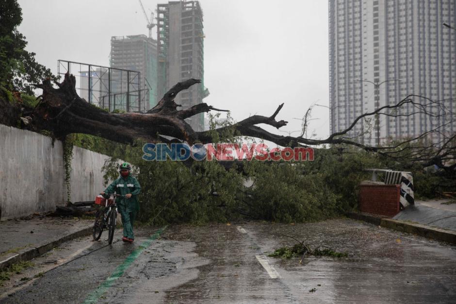 Ngeri, Topan Vamco di Filipina Bawa Angin Berkecepatan 125 Kilometer Per Jam-5