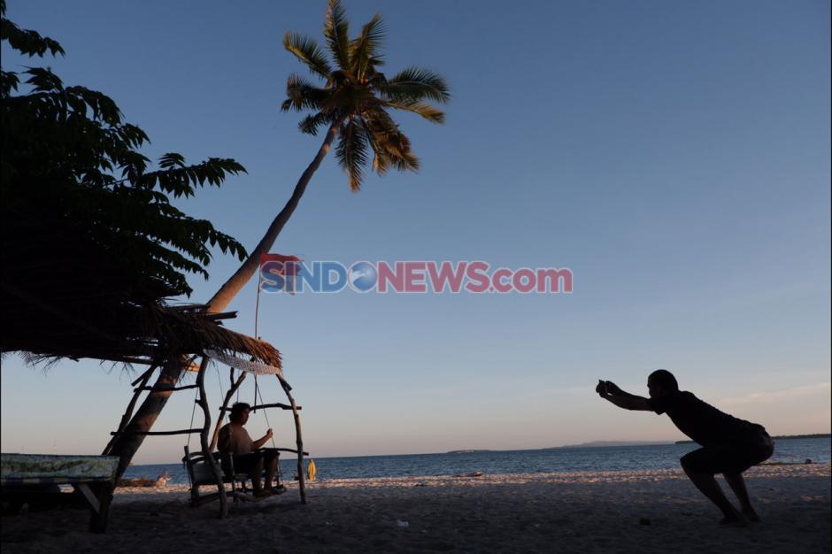 Sore di Pantai Bara, Secret Beach di Bulukumba yang Eksotis-2