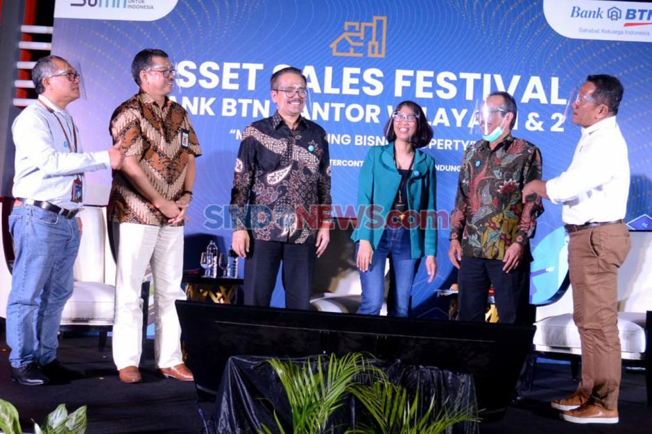 Gelar Sales FesAsset Festival BTN targetkan Rp430 Milyar-3