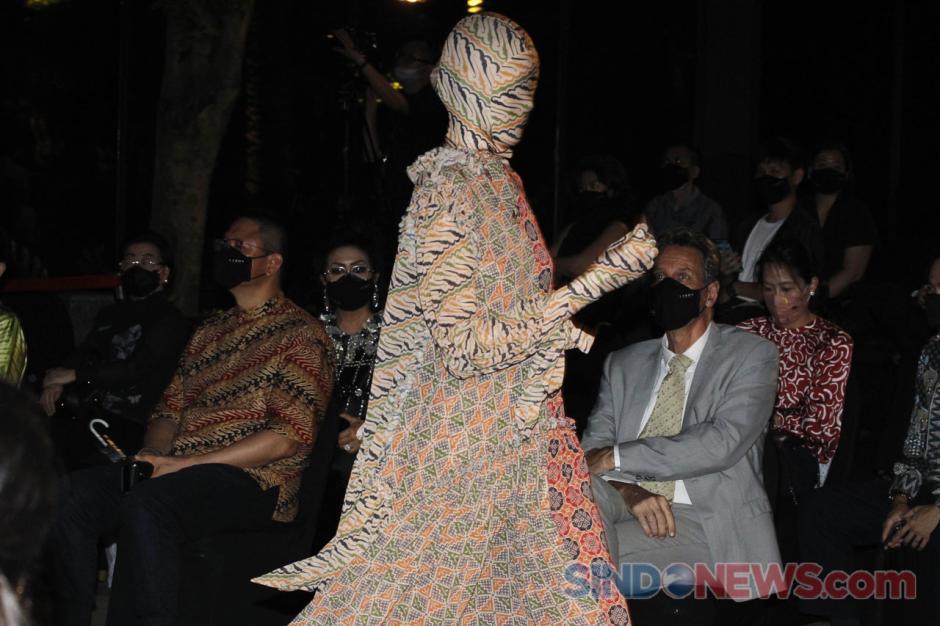 Bertajuk A Journey to Java, Lakon Indonesia Dukung Pelestarian Budaya-12