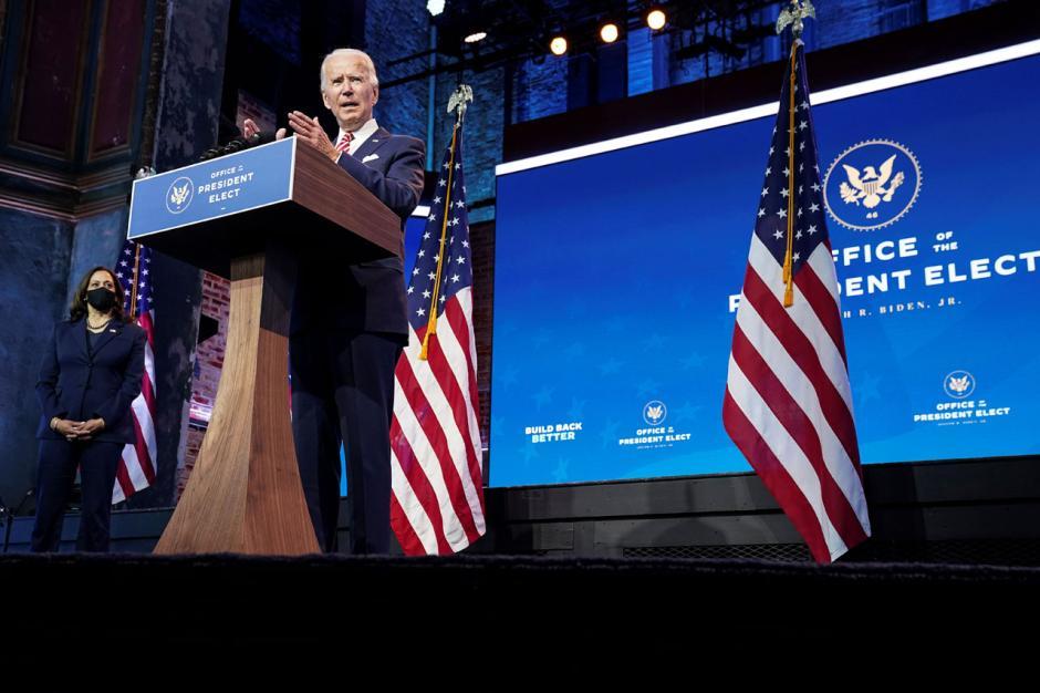 Joe Biden Bicara Tentang Ekonomi AS-0