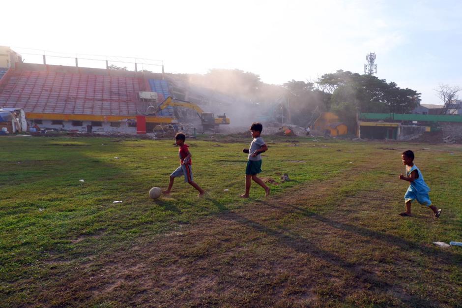 Telan Anggaran Rp1 Triliun, Stadion Mattoanging Makassar Akan Disulap Jadi Sport Center-5