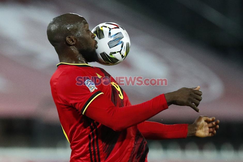 Raih Kemenangan 4-2 atas Denmark, Lukaku dkk Melaju ke Semifinal UEFA Nations League-4