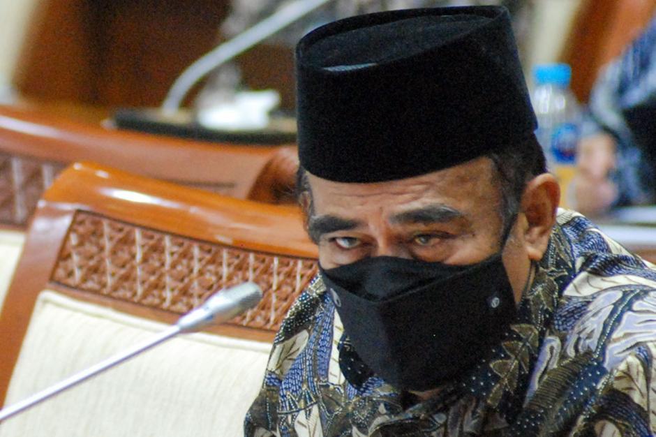 Menag Bantah Kabar Penutupan Visa Umrah Bagi Jamaah Indonesia-3
