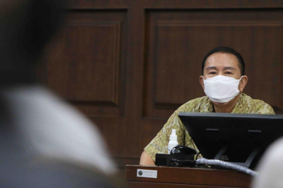 JPU Hadirkan Saksi-Saksi di Sidang Djoko Tjandra-4