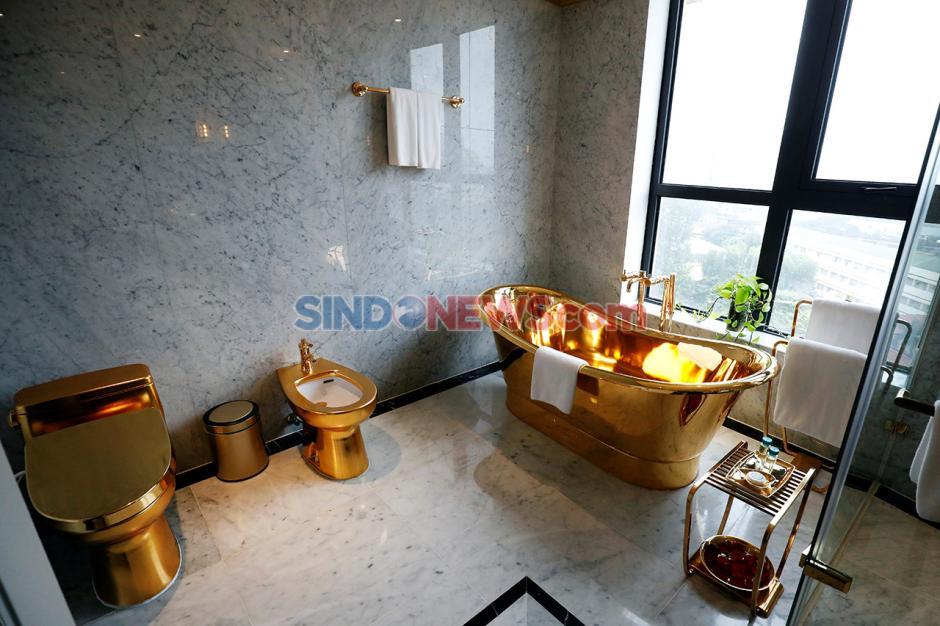 Melihat Hotel Mewah Berlapis Emas Pertama di Dunia-3