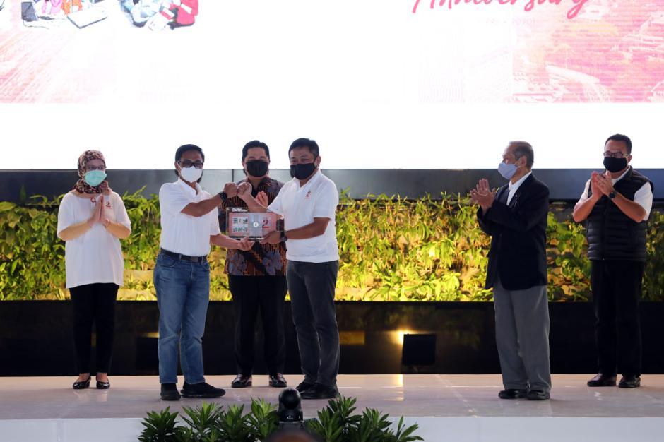 25 Tahun IPO, Telkom Percepat Transformasi Digital Menuju Indonesia Maju-3