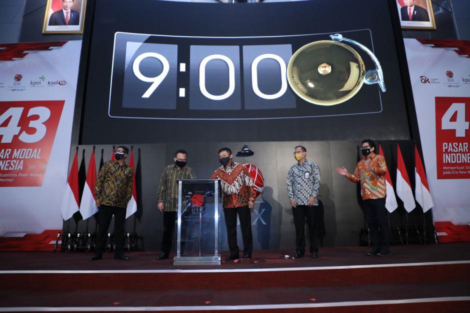 25 Tahun IPO, Telkom Percepat Transformasi Digital Menuju Indonesia Maju-0