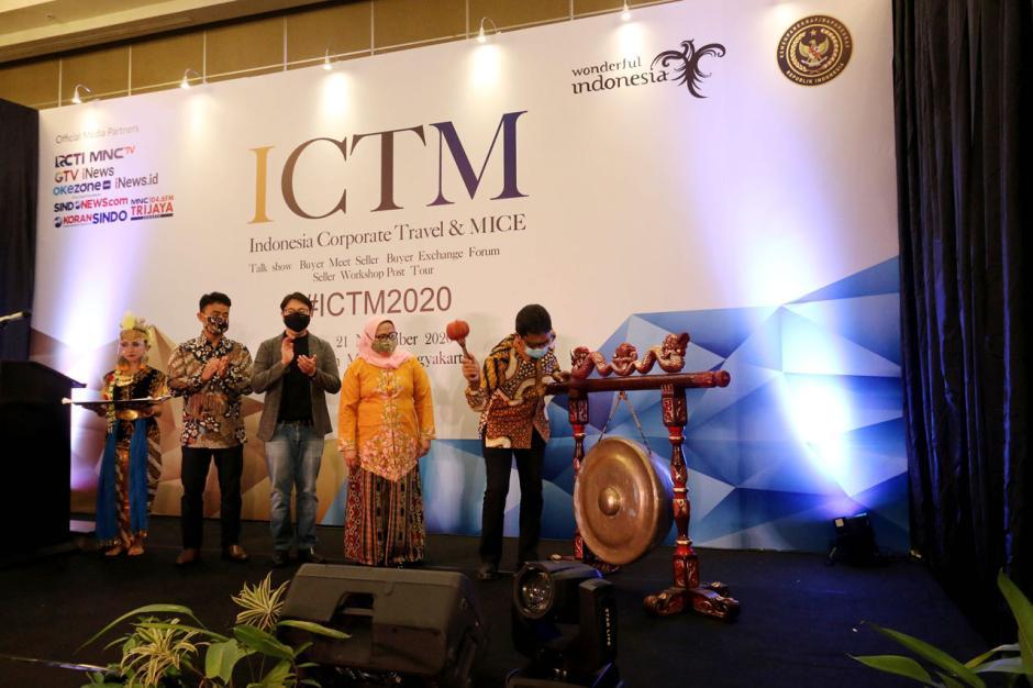 Digelar di Yogyakarta, ICTM Dorong Kebangkitan Sektor Pariwisata-0