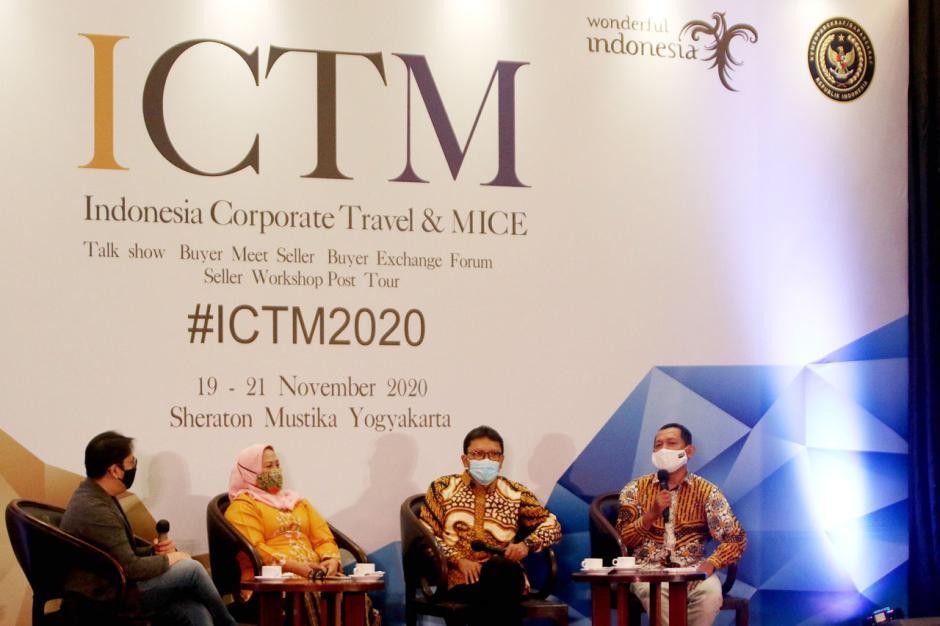 Digelar di Yogyakarta, ICTM Dorong Kebangkitan Sektor Pariwisata-3