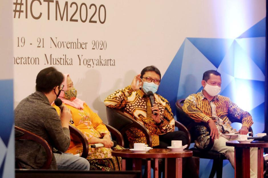 Digelar di Yogyakarta, ICTM Dorong Kebangkitan Sektor Pariwisata-2