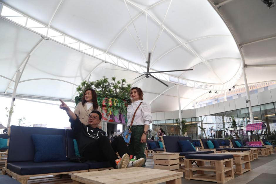 Resmi Dibuka, Pakuwon City Mall Terapkan Protokol Kesehatan Ketat Bagi Pengunjung-5