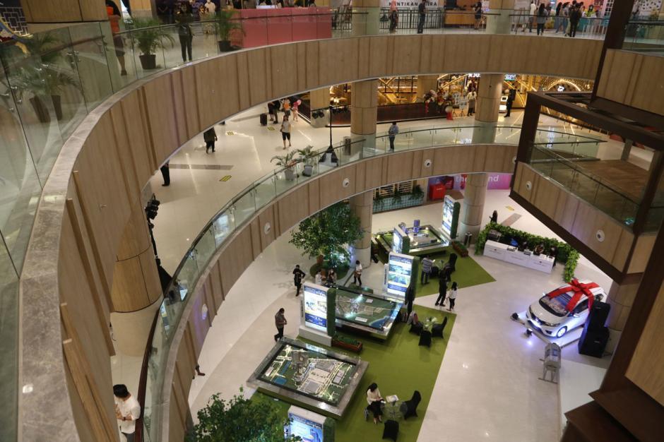 Resmi Dibuka, Pakuwon City Mall Terapkan Protokol Kesehatan Ketat Bagi Pengunjung-2