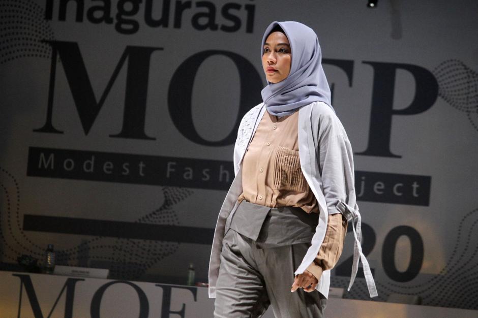 Kemenperin Gelar Muslim Modest Fashion Project 2020-5