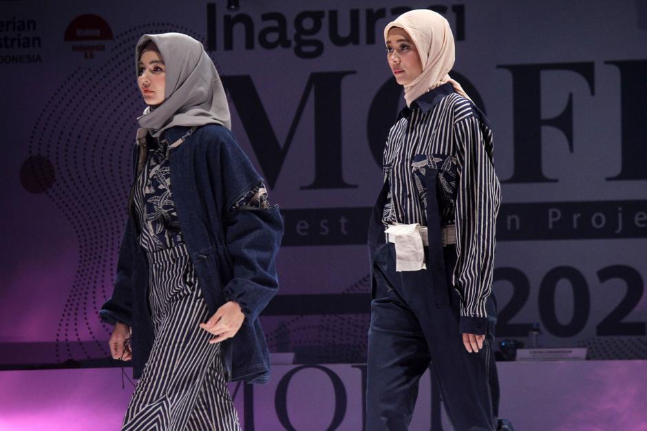 Kemenperin Gelar Muslim Modest Fashion Project 2020-6