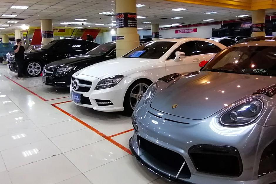 Penjualan Mobil Bekas kembali Menggeliat-3
