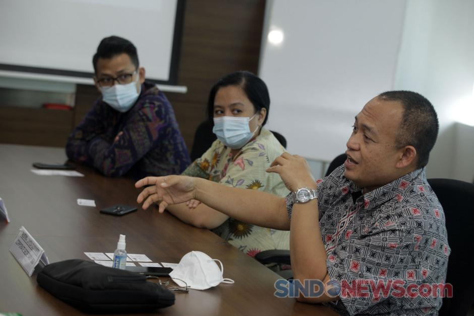Berkunjung ke Media Portal Indonesia, BRI Paparkan Program Pemulihan UMKM di Masa Pandemi-5