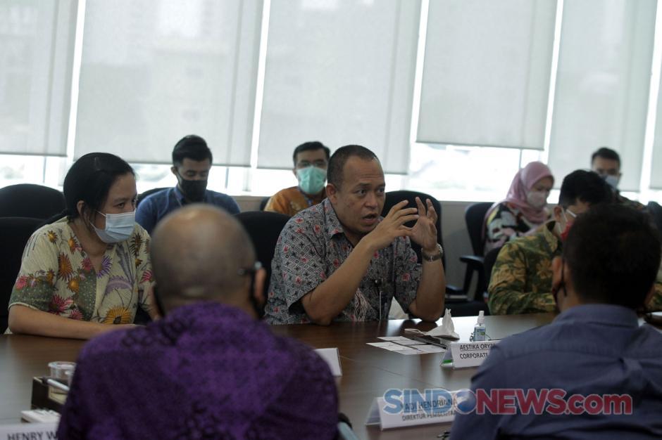 Berkunjung ke Media Portal Indonesia, BRI Paparkan Program Pemulihan UMKM di Masa Pandemi-3