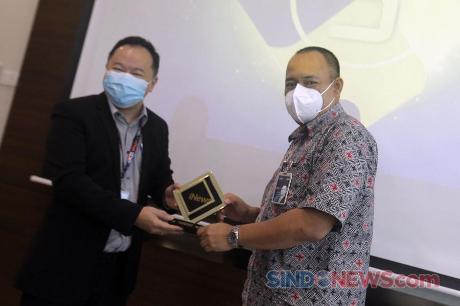 Berkunjung ke Media Portal Indonesia, BRI Paparkan Program Pemulihan UMKM di Masa Pandemi-4