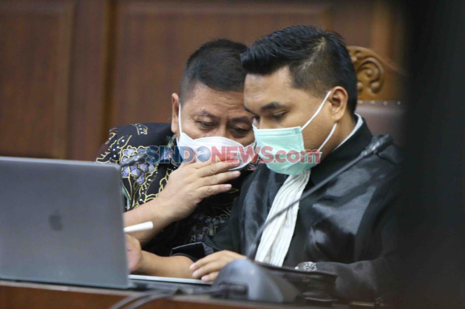 Sekretaris NCB Interpol Indonesia Bersaksi di Sidang Kasus Suap Red Notice Djoko Tjandra-1