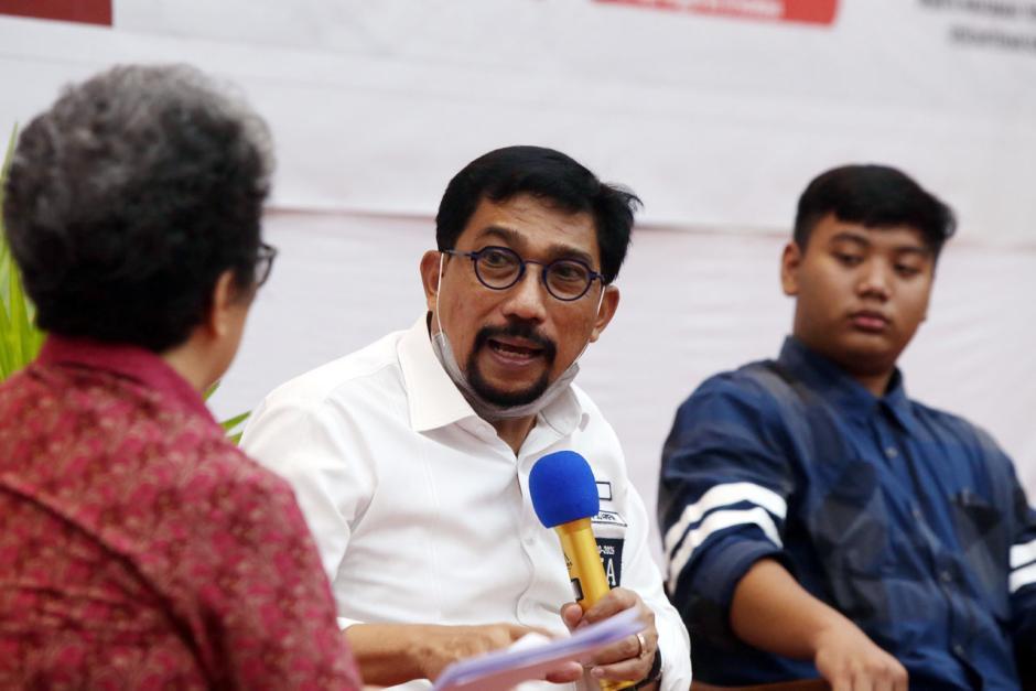 Machfud Arifin Ajak Generasi Millenial Terlibat di Setiap Pembangunan Kota Surabaya-1