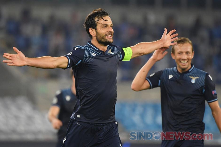 Perkasa di Olimpico, Lazio Tundukkan Zenit St Petersburg 3-1-2