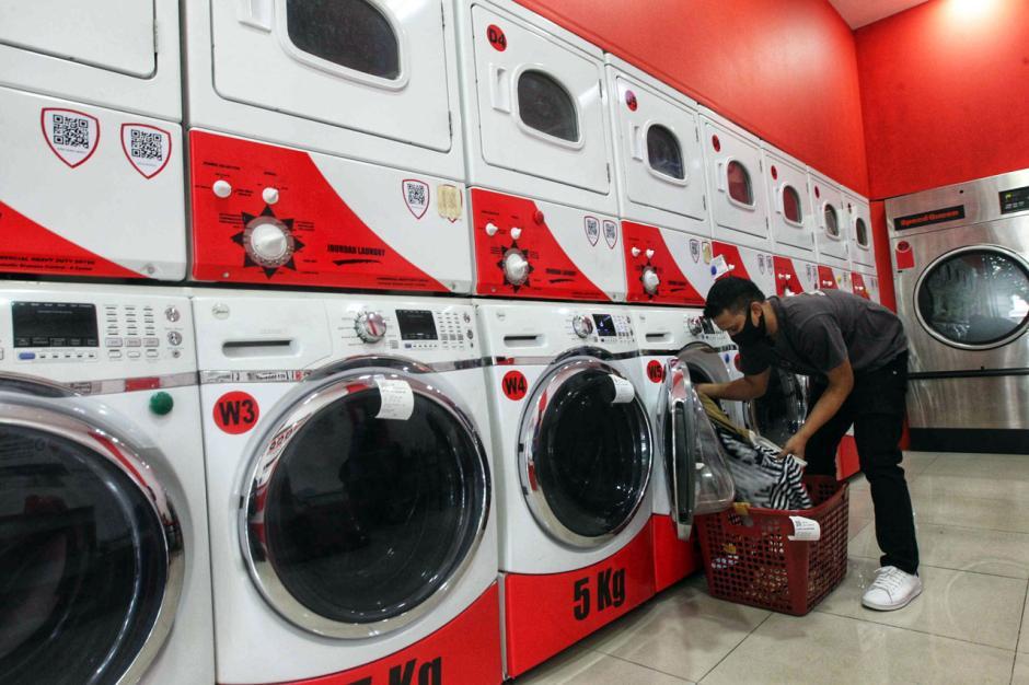 Musim Penghujan Tiba, Permintaan Jasa Laundry Meningkat-4