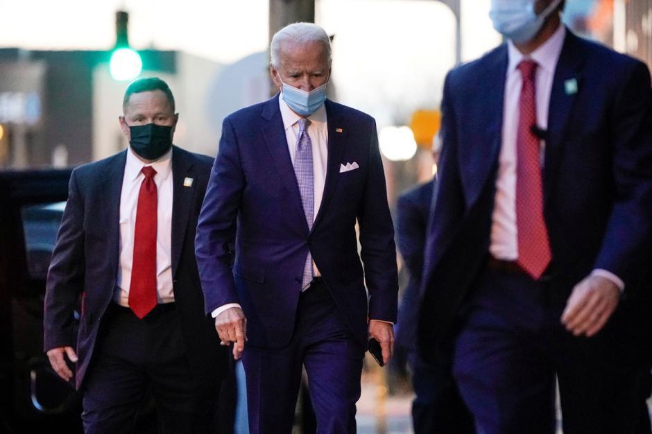 Joe Biden Perkenalkan Kabinetnya di Depan Media-3