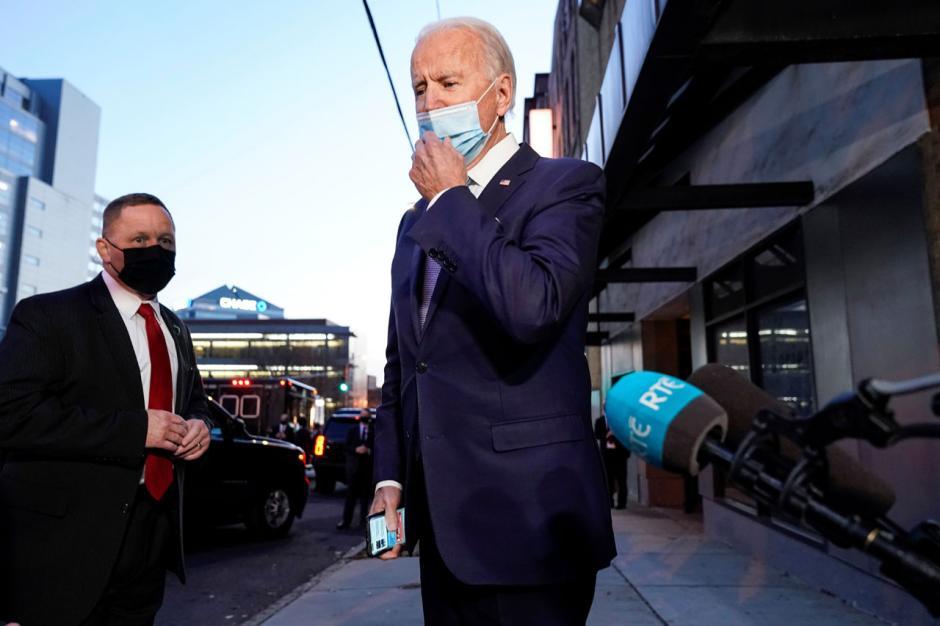 Joe Biden Perkenalkan Kabinetnya di Depan Media-2