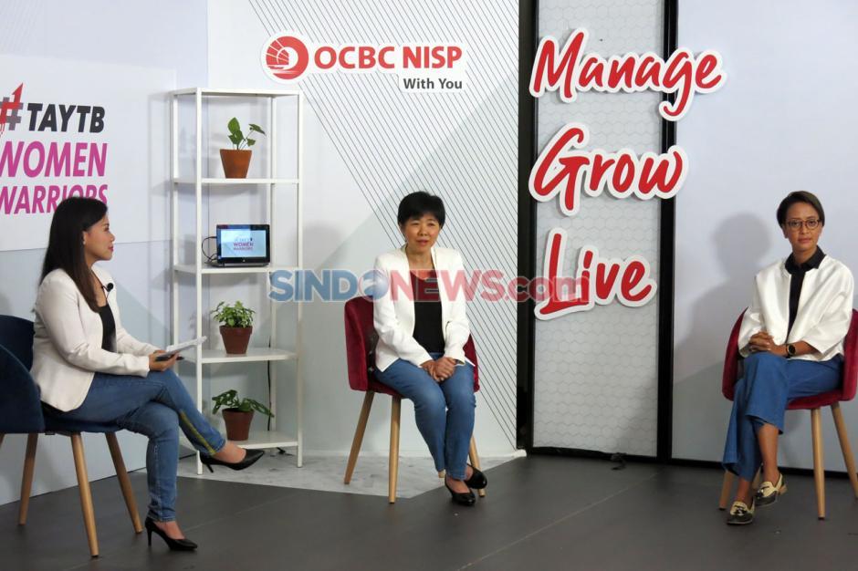 Dorong Perekonomian Indonesia, Bank OCBC NISP Berdayakan Pengusaha Perempuan Melalui Program #TAYTB Women Warriors-1