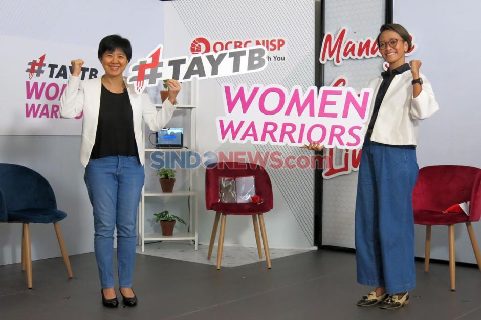 Dorong Perekonomian Indonesia, Bank OCBC NISP Berdayakan Pengusaha Perempuan Melalui Program #TAYTB Women Warriors-3
