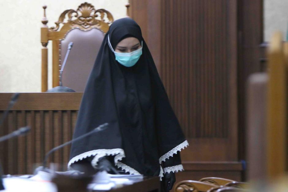 Pengacara Anita Kolopaking Jadi Saksi Sidang Jaksa Pinangki-4