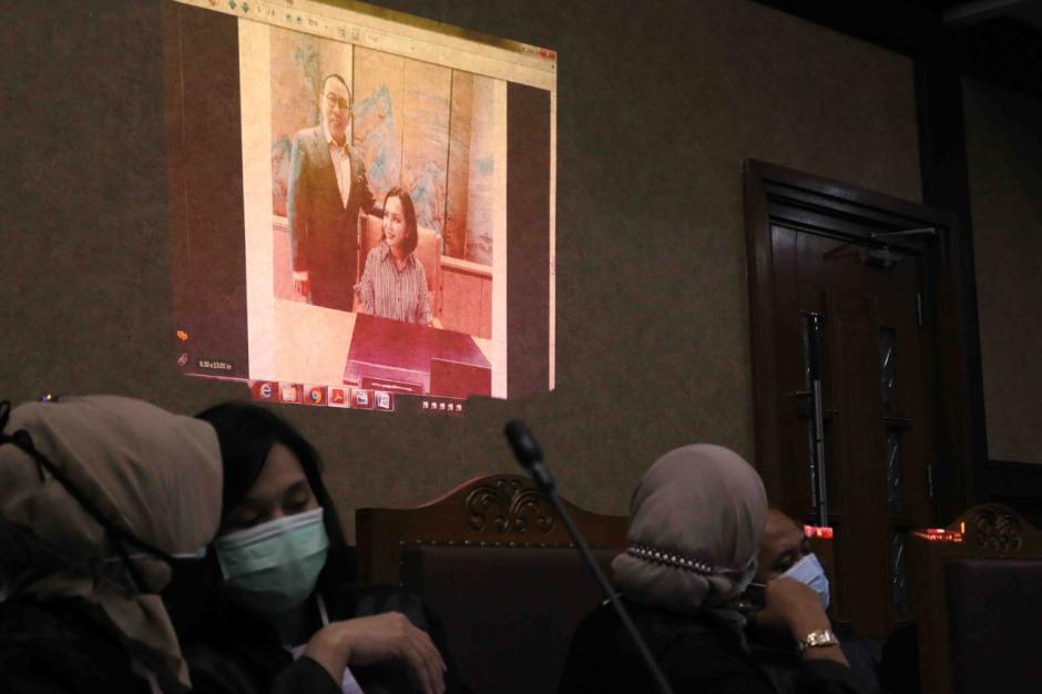 Pengacara Anita Kolopaking Jadi Saksi Sidang Jaksa Pinangki-5