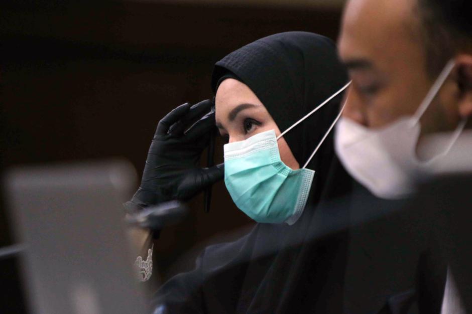 Pengacara Anita Kolopaking Jadi Saksi Sidang Jaksa Pinangki-2