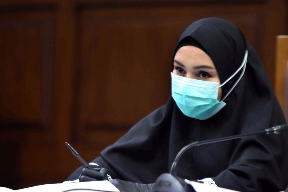 Pengacara Anita Kolopaking Jadi Saksi Sidang Jaksa Pinangki-3