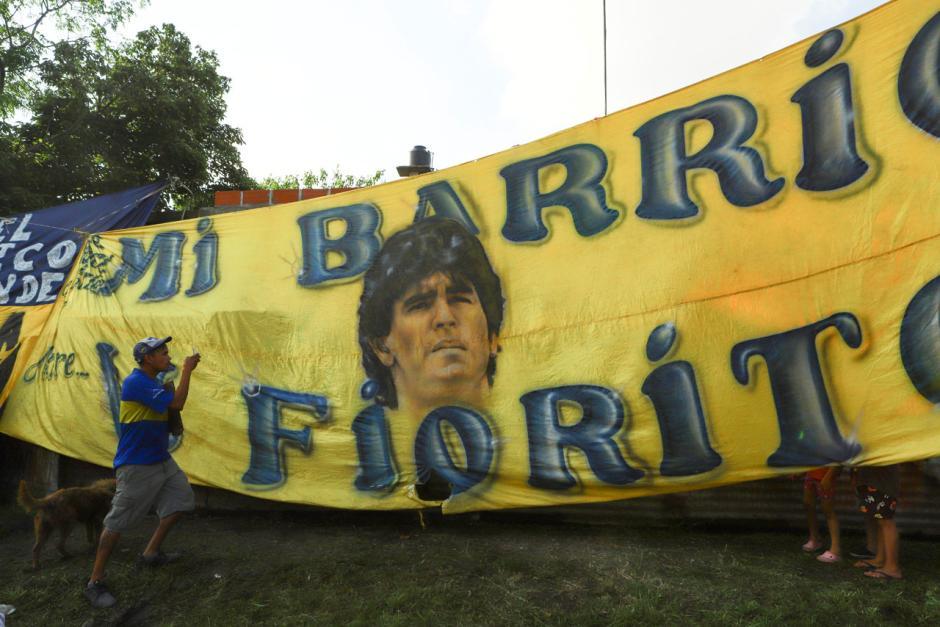 Diego Maradona Meninggal, Inilah Potret Kedukaan Rakyat Agentina-4