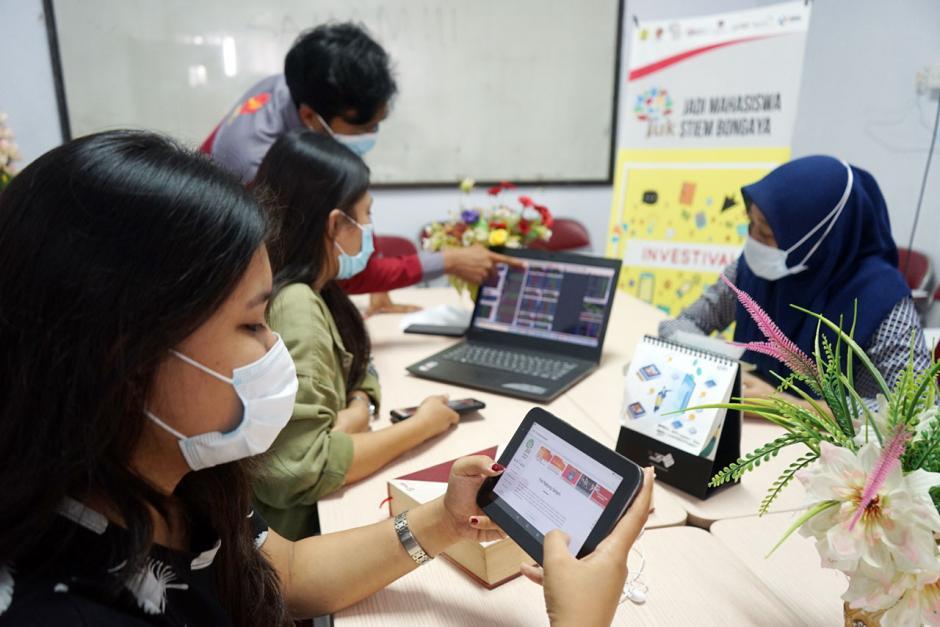 Galeri Investasi BEI Hadir di Stiem Bongaya Makassar-0