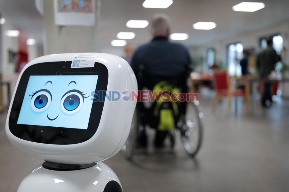 Robot Bantu Rehabilitasi Pasien saat Pandemi di Jerman-3
