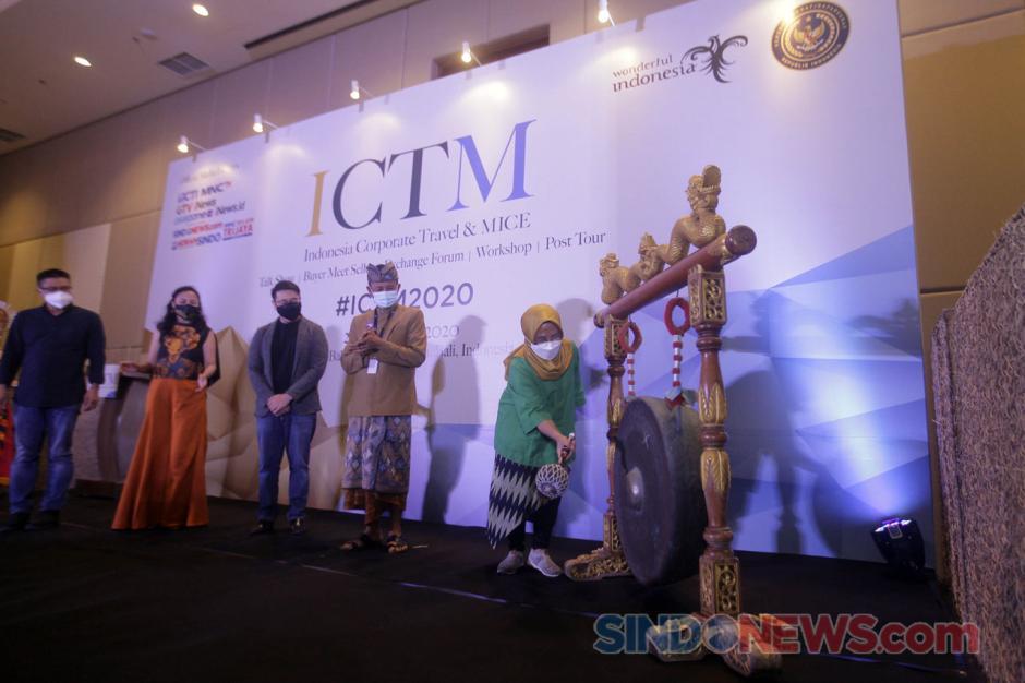 Kembali Digelar di Bali, ICTM 2020 Bangkitkan MICE Domestik untuk Pemulihan Ekonomi dan Pariwisata-9