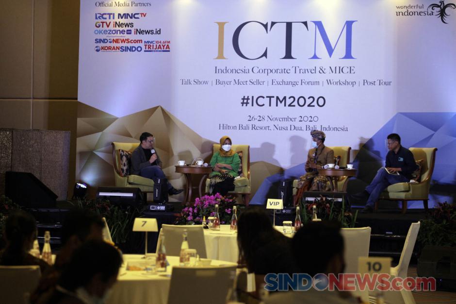 Kembali Digelar di Bali, ICTM 2020 Bangkitkan MICE Domestik untuk Pemulihan Ekonomi dan Pariwisata-5