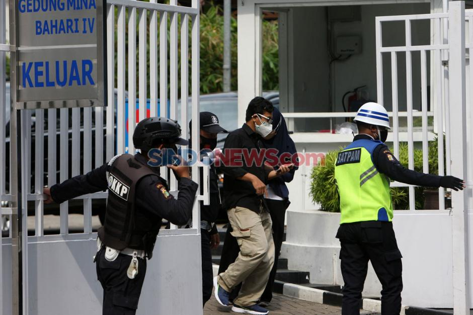 KPK Geledah Kantor Menteri KKP-0