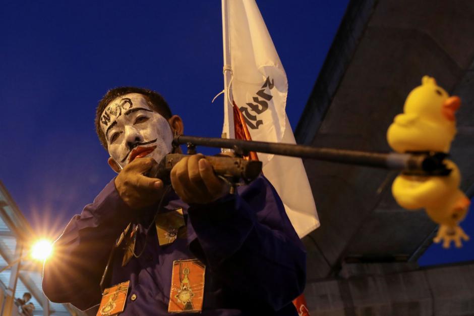 Desak PM Prayuth Mundur, Aksi Unjuk Rasa di Thailand Terus Berlanjut-2