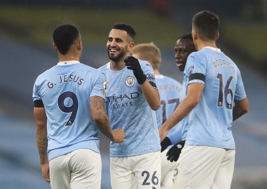 Menjamu Burnley, Manchester City Pesta Gol 5-0-2