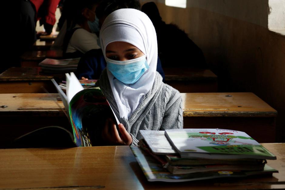 Berbulan-bulan Tutup, Sekolah di Iraq Kembali Dibuka-4